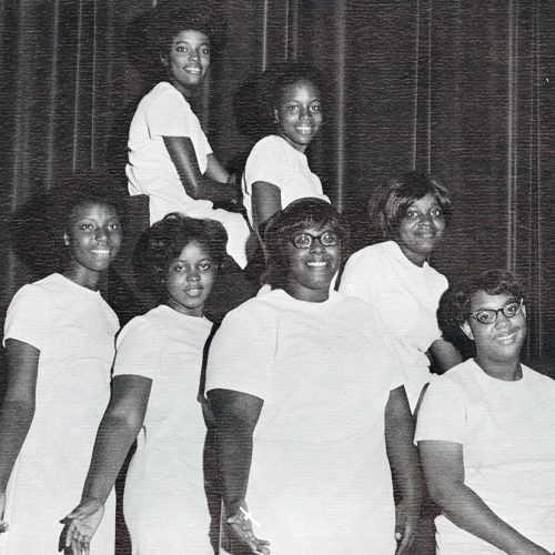 The Chordettes in 1970 - GHS Hurricane Courtesy of Matheson History Museum